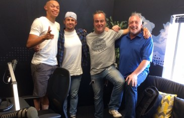 The JUSTNOW Comedy Podcast – Seriously Branded