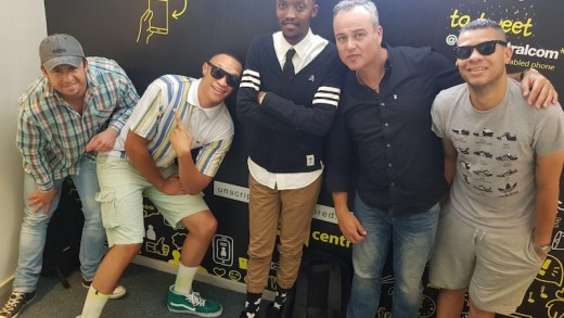 The JUSTNOW Comedy Podcast – Coloured Friday?