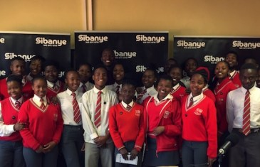 Youth Leadership Platform – Sponsored by Sibanye: Imfundo Secondary School