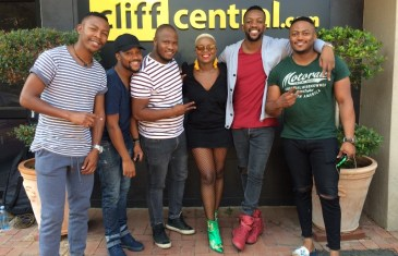 #CastleLiteUnlocks PRAIZ & Zoe Modiga on The OnealAfrica Experience
