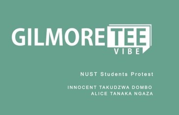 The Gilmore Tee Vibe – NUST Students Protest