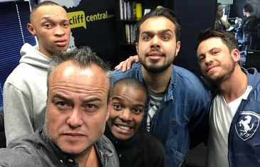 The JUSTNOW Comedy Podcast – Tongue Tied