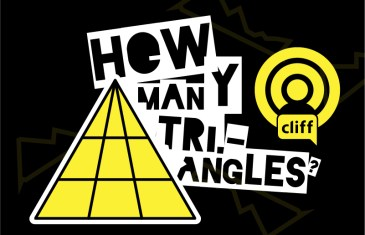 #CliffCentralConundrum: How Many Triangles?