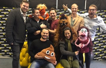 The unView – DisneyOnIce & Avenue Q