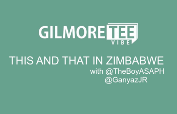 The Gilmore Tee Vibe – This & That in Zimbabwe