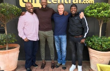The OnealAfrica Experience – Timothy Moloi & Joseph Clark