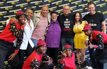 The CasperRadio Show – HemelBesem & Urban Movers Pantsula Dancers