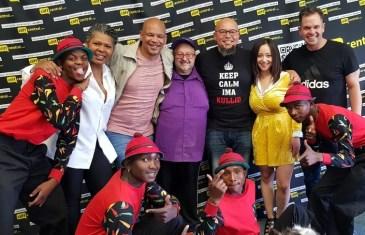 The CasperRadio Show – HemelBesem & Urban Movers Pantsula Dancers