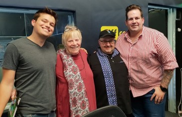 The CasperRadio Show – Janice Honeyman & The Man Who Killed Apartheid