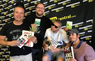 The JUSTNOW Comedy Podcast – Extra Extra Read All About It!