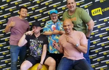 The CasperRadio Show – Phi Phi O'Hara, Stroop & Bravecto