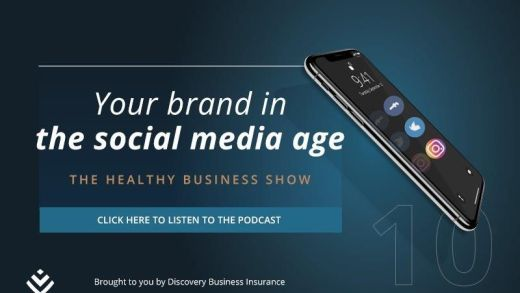 The Healthy Business Show: Your brand in the social media age