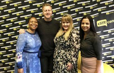 Women of the Liberation: Michelle Craig, Mmanaledi Mataboge-Mashetla & Helene Nieuwenhuis
