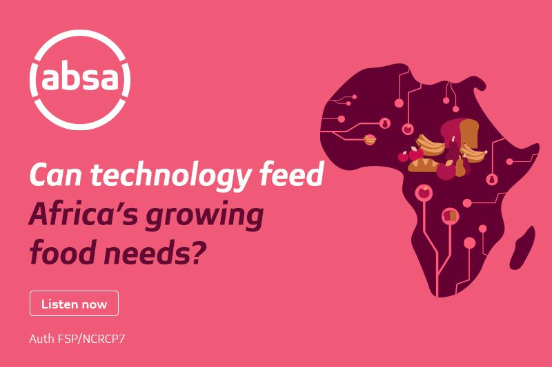 Can technology feed Africa's growing food needs?