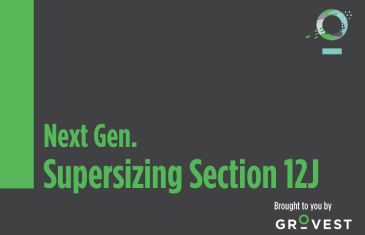 The Section 12J Show: Next Generation – Supersizing Section 12J