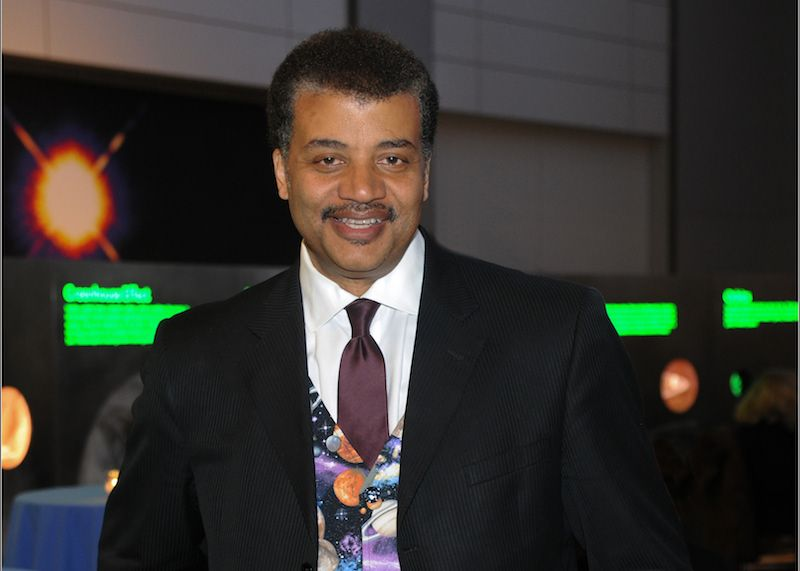 Neil DegrasseTyson