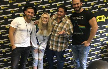 Christina Bianco, Lance James & Daniel Baron