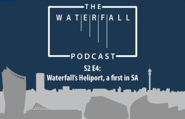 S2 E4: Waterfall's Heliport, a first in SA