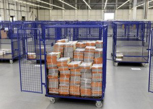 warehousing and mail fulfilment