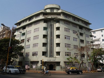 An office building in Colaba