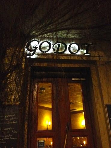 Waiting for Godot: the restaraunt
