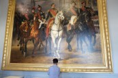 Ruth meets Napoleon