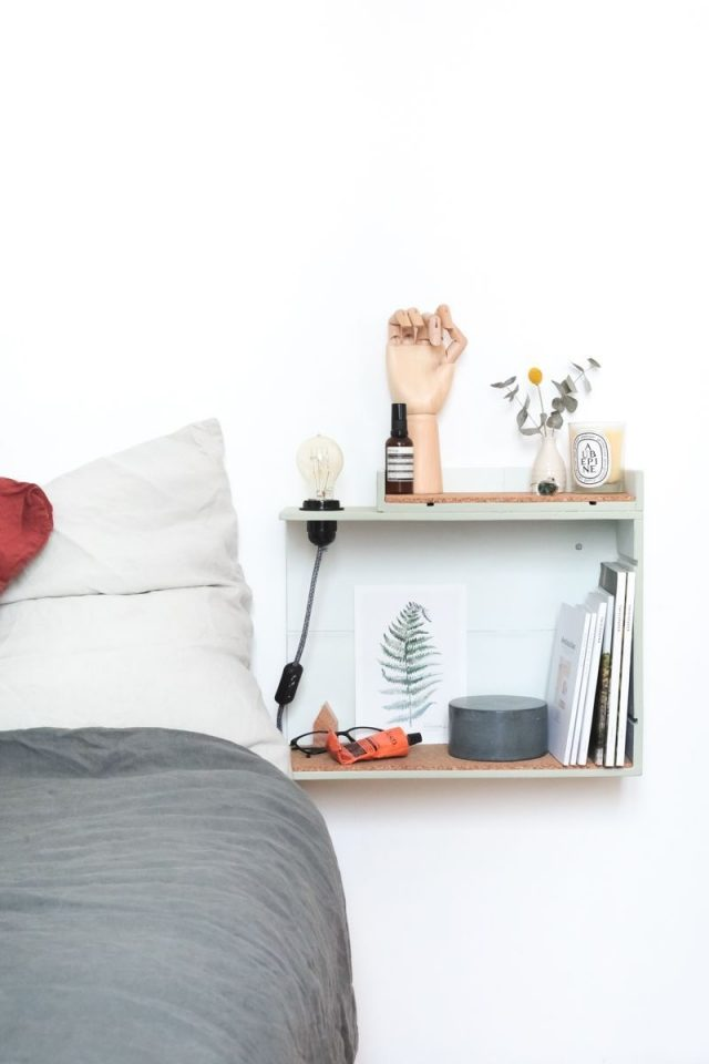 accessories for floating shelves