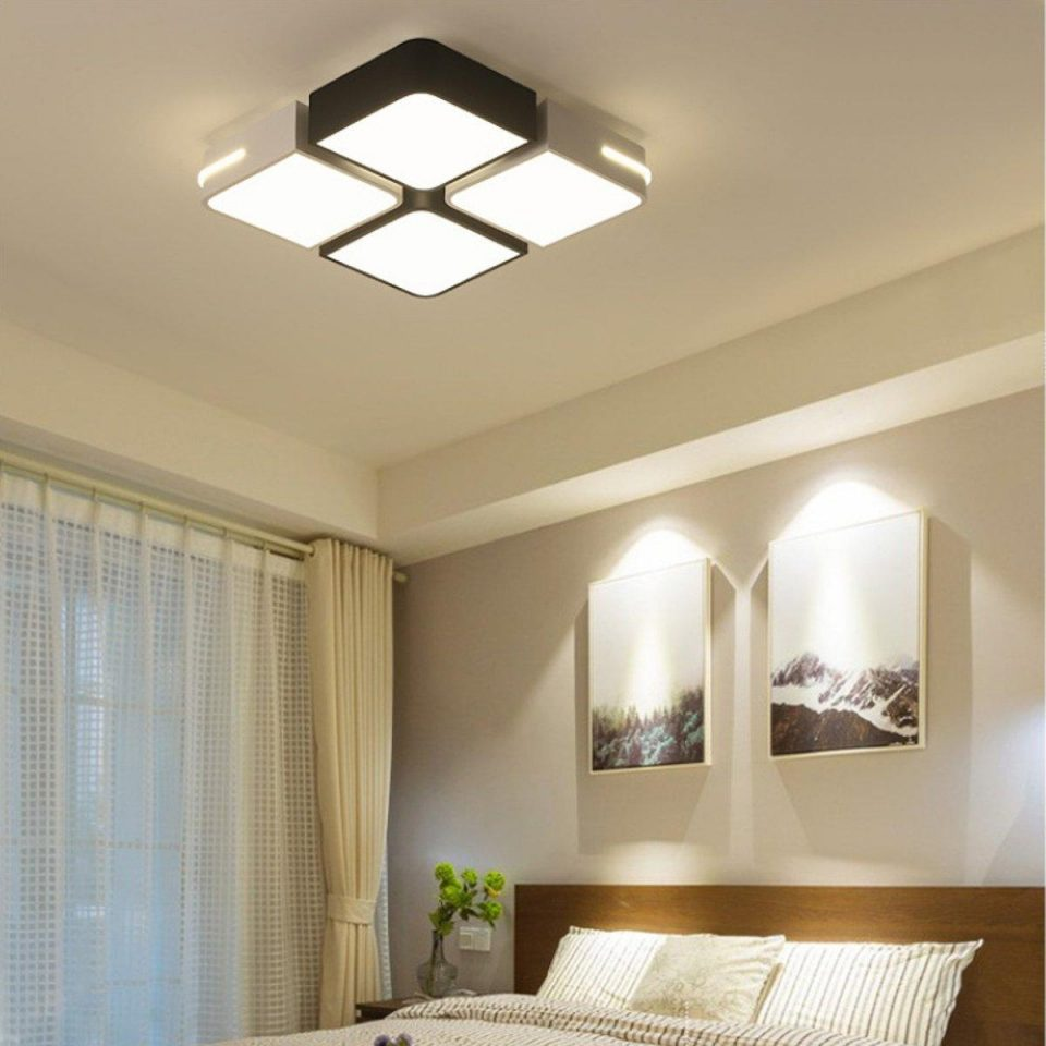 dimmable led ceiling light bedroom