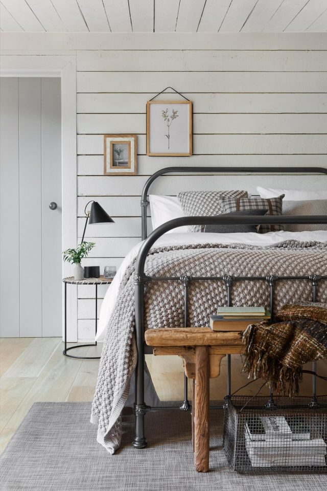 cozy country bedroom ideas