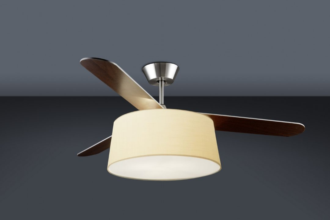 modern ceiling fans with lights shade