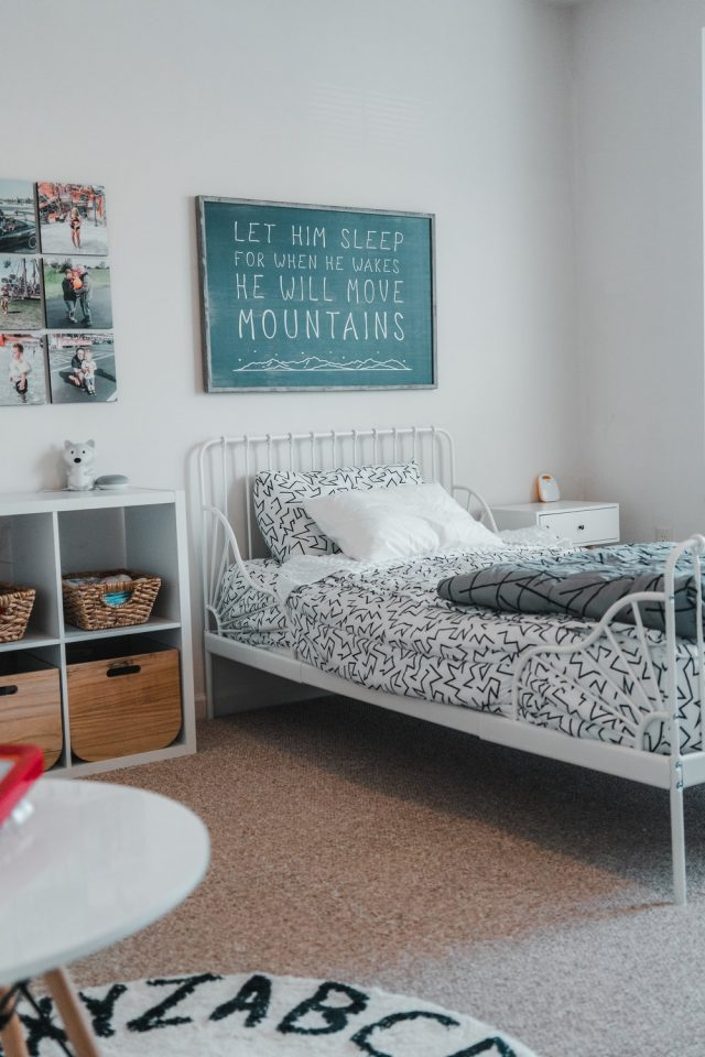 toddler boy room ideas on a budget