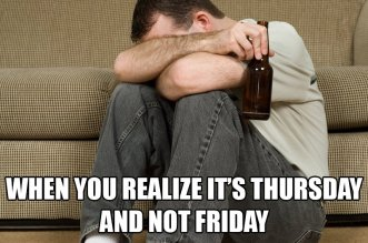 Thursday Not Friday