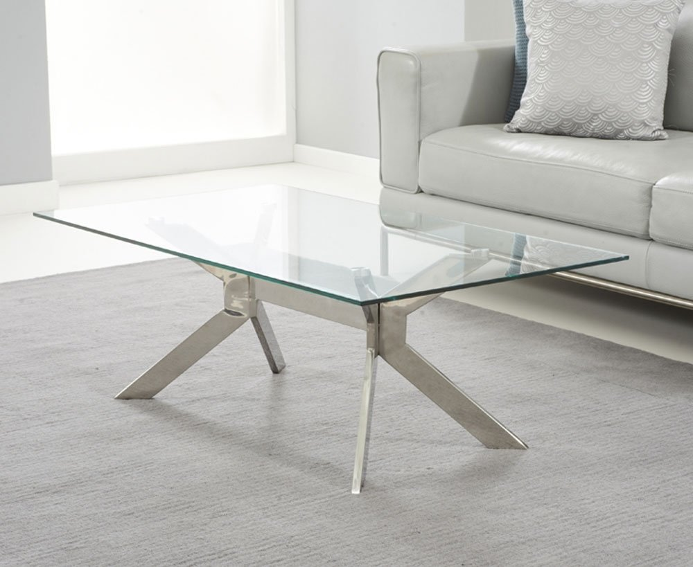 modern contemporary coffee table with