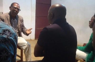 Ouverture du Festi7 2020 à Yaoundé