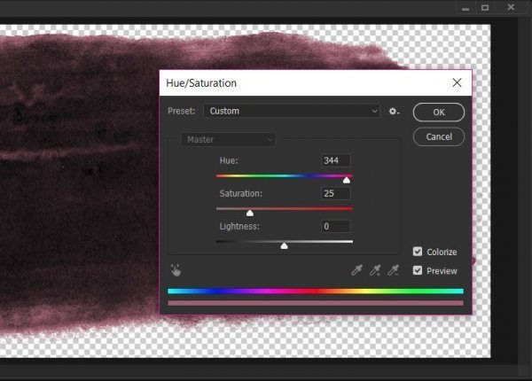 07_Recolour Hue Saturation - Recolouring in Photoshop