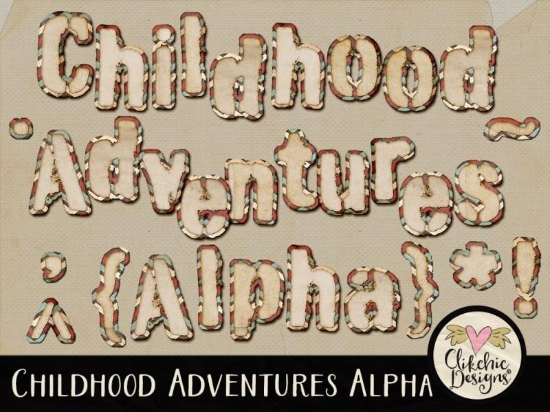Childhood Adventures Alpha