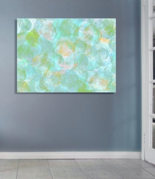 Dimensions Canvas Art Print
