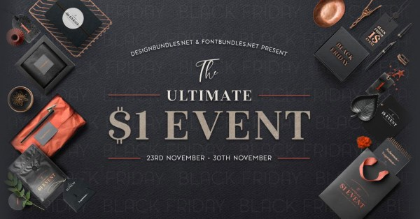 Ultimate $1 Sale Event – Black Friday Weekend | Clikchic Designs