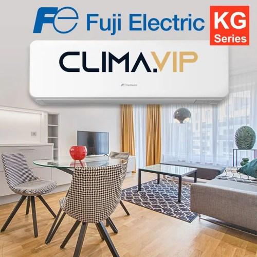 Хиперинверторен климатик Fujitsu General ASHG12KGTA/AOHG12KGCA, 12000 BTU, Клас A+++