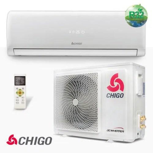Инверторен климатик Chigo CS-51V3G-1D169E2-W3 на ВИП цена от Clima.VIP