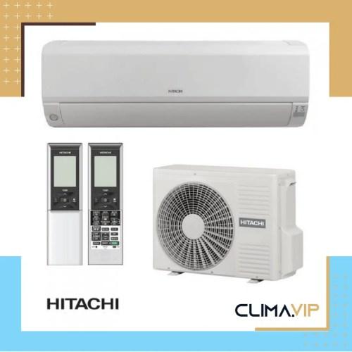 Инверторен климатик Hitachi RAK25RPD/RAC25WPD PERFORMANCE R32, 9000 BTU, Клас A+++