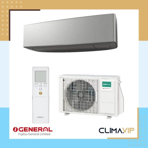 Инверторен климатик General Fujitsu ASHG09KETA-B / AOHG09KETA, 9000 BTU, Клас A++
