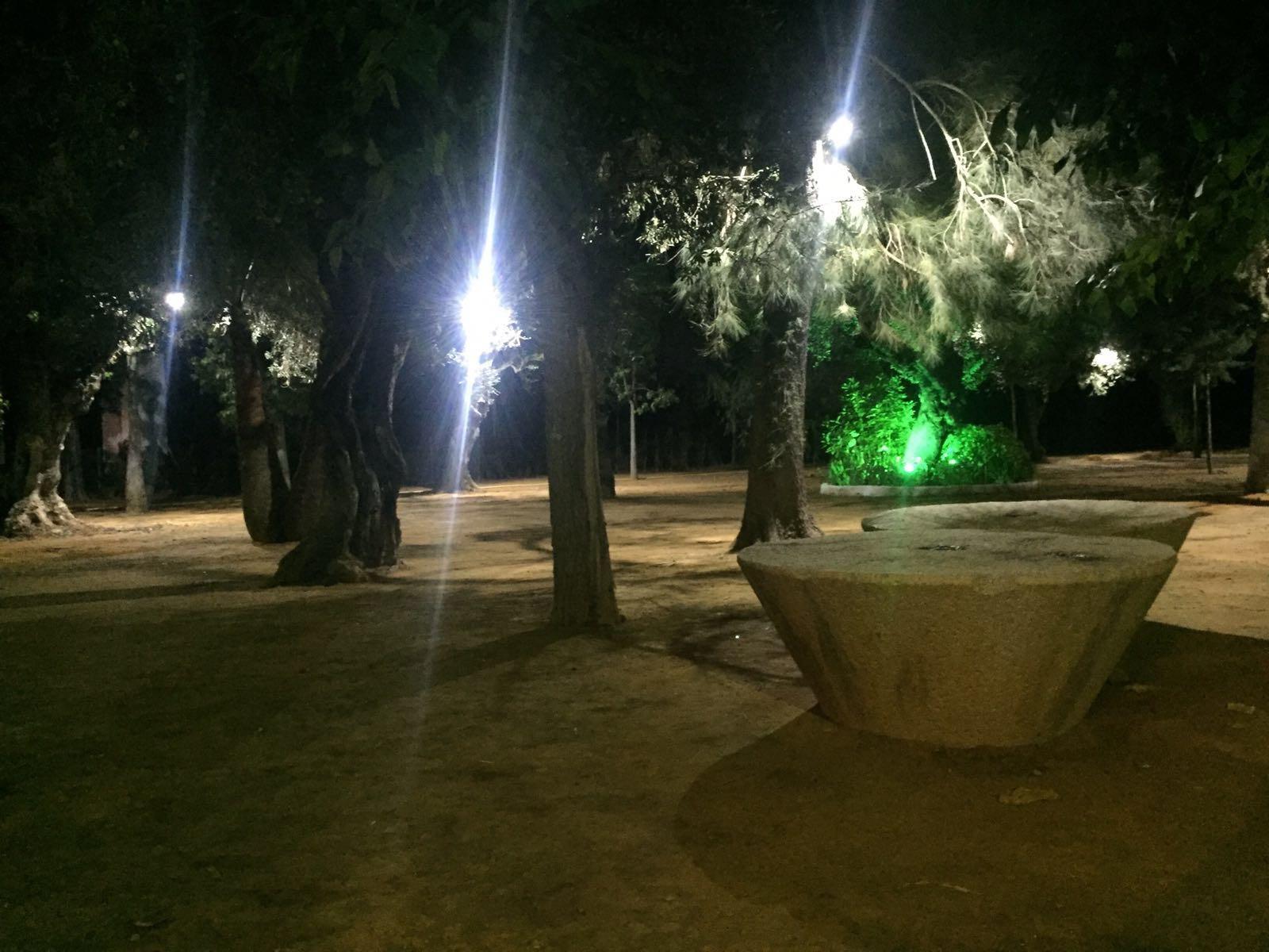 Iluminaci n para jardines y eventos climalcor - Iluminacion para jardines ...