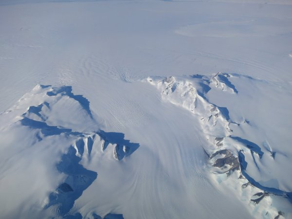 Study: Mass gains of Antarctic ice sheet greater than ...