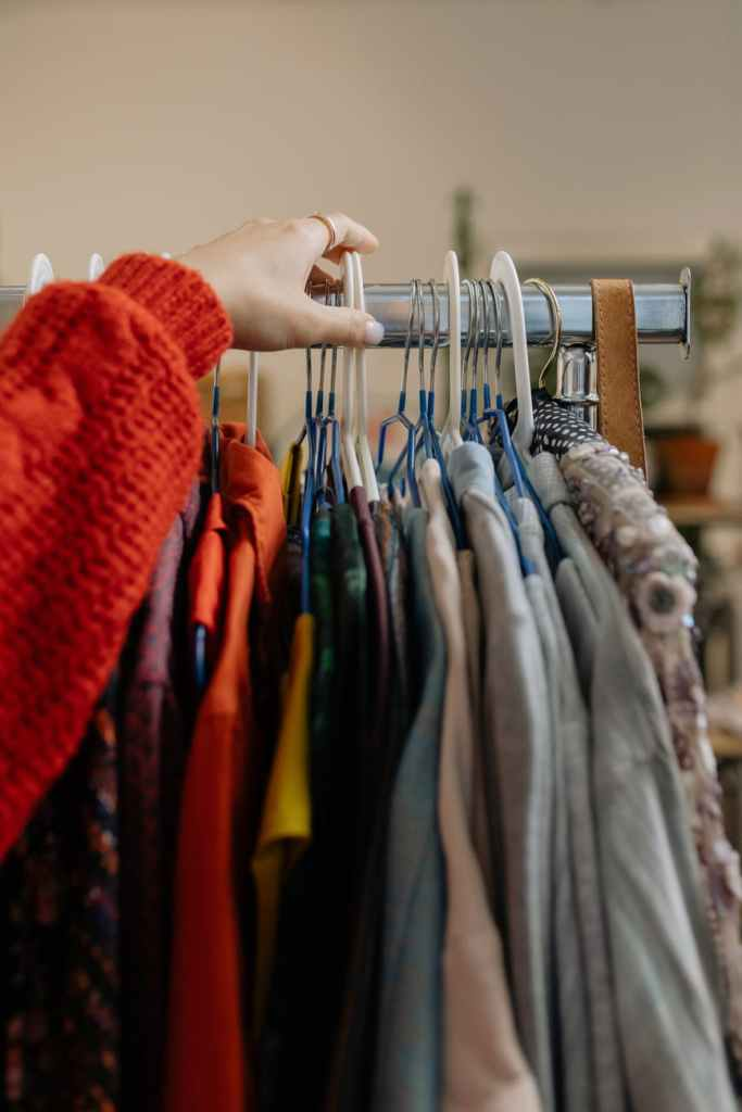 The shift to thrift: Resale market and thrift shopping poses reward for consumers—and the environment