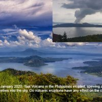 Climate Change and Volcanic Eruptions