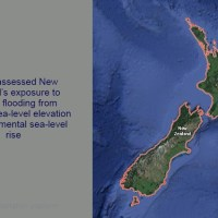NZ Coastal Flooding Exposure and Sea Level Rise Examined