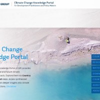 The World Bank Group's Global Climate Data and Information Hub