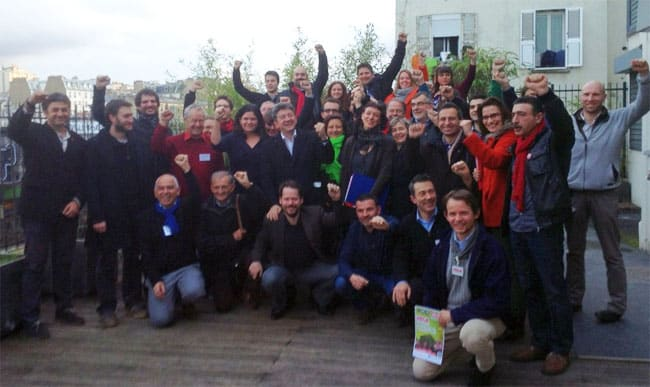 European Ecosocialist Conference Jan 2014