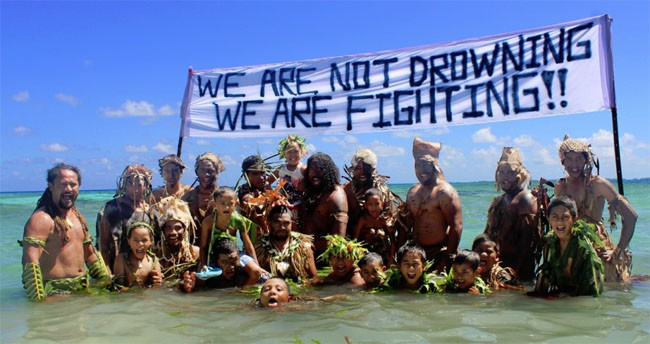 We Are Not Drowning